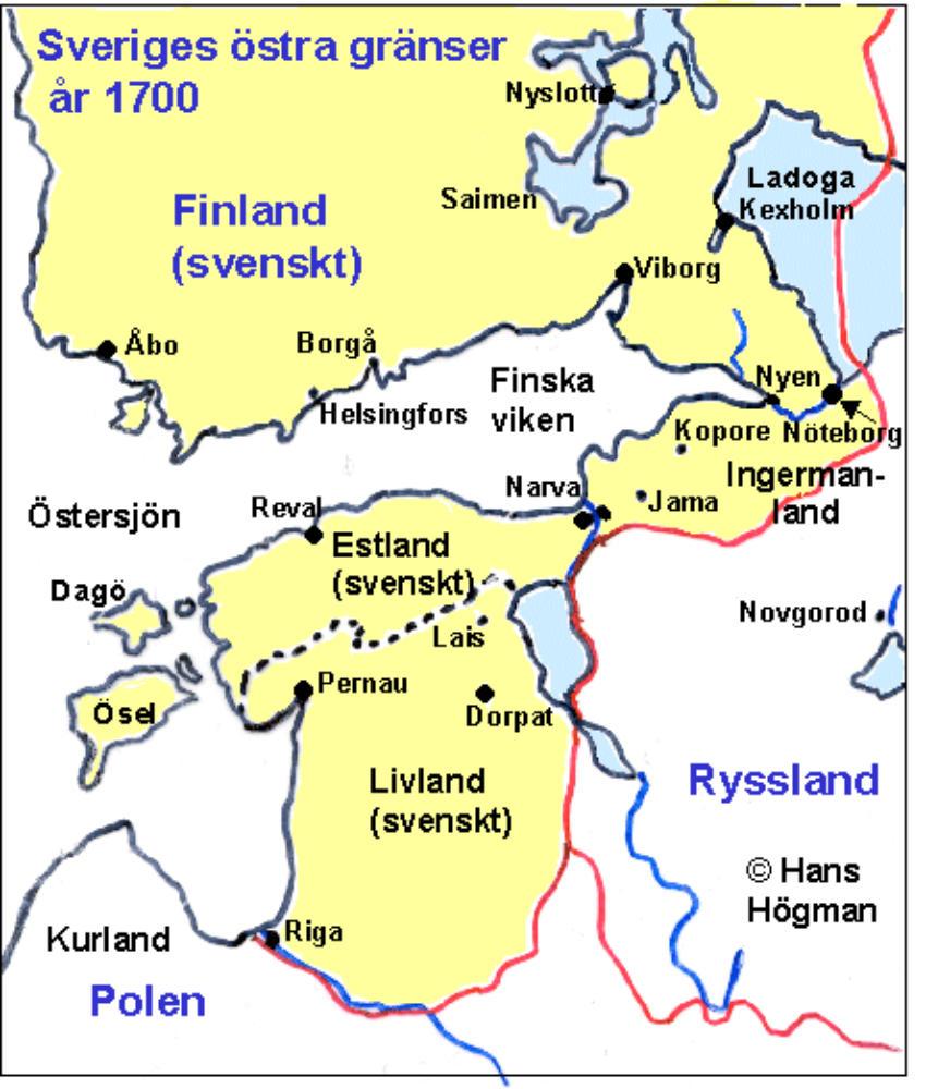 Svensk Historia Hans Hogman